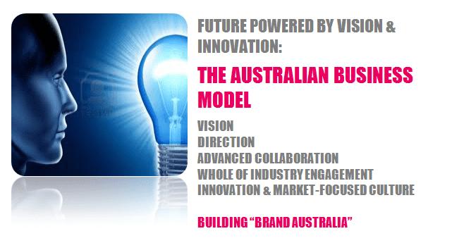 The Australian Business Model for Productivity & Innovation