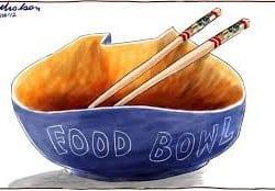 Australia-food bowl