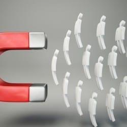 Inbound marketing, content marketing